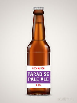 Paradise IPA (330ml) - Redchurch