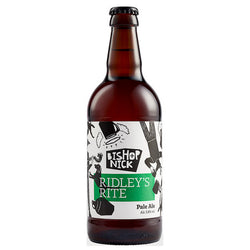 Ridley's Rite Pale Ale (500ml) - Bishop Nick