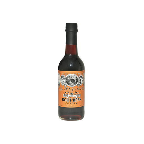 Root Beer Cordial (500ml) - Mr.Fitzpatricks