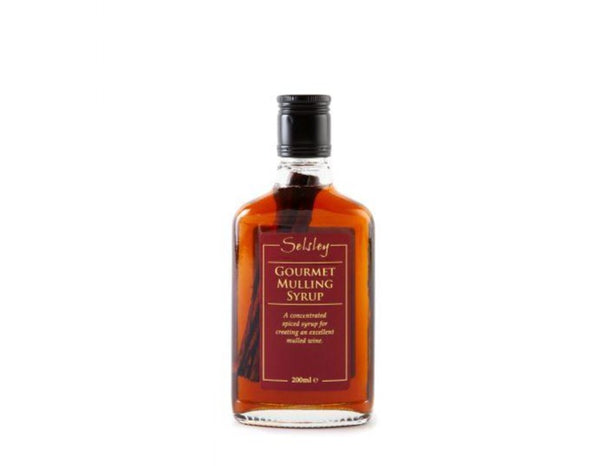 Small Gourmet Mulling Syrup - Selsley (200ml)