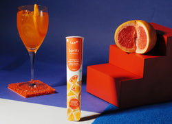 Spritz Poptail - Alcoholic Ice Lolly