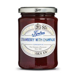 Strawberry with Champagne Conserve 340G - Tiptree