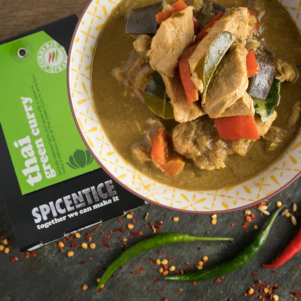 Thai Green Curry - Meal Kit - Spice N Tice