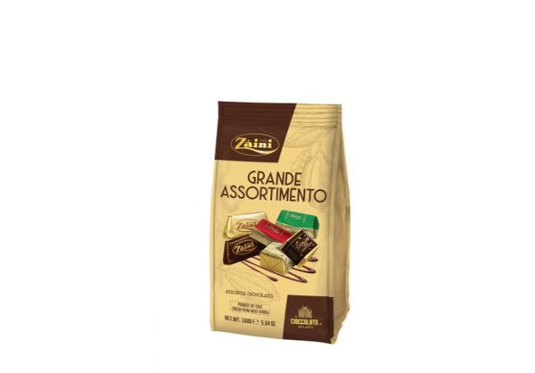 Assorted Chocolate in Bag - Zaini (160g)