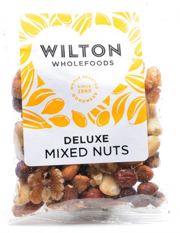 Deluxe Mixed Nuts (100g) - Wilton