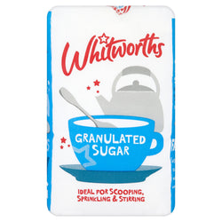 Granulated Sugar - Whitworths (1kg)