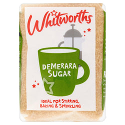 Demerara Sugar - Whitworths (1kg)