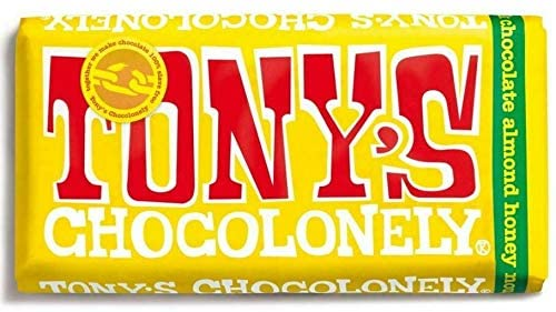Milk Chocolate Nougat (180g) - Tony's Chocolonely