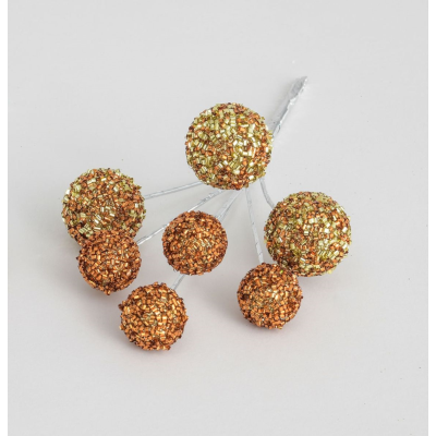 Bead Ball Pick Copper- 26cm