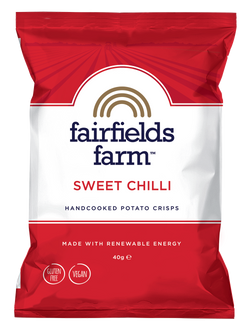 Sweet Chilli - Fairfield's Farm Crisps (150g)