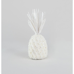 Glitter/Sequin Pineapple Cream- 26cm