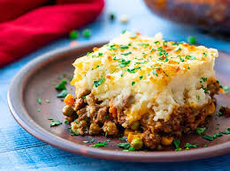 Cottage Pie (Serves 1) - Cook