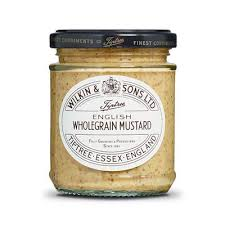 English Wholegrain Mustard - Tiptree (185g)