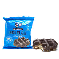 Chocolate Coated Liege Wafles - Belgian Boys 55g