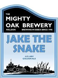 Jake the Snake - Mighty Oak (500ml)