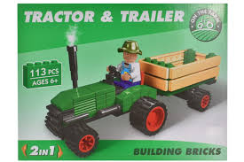 Tractor and Trailer Brick