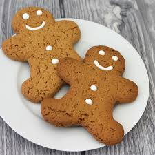 Gingerbread Jack in Shelf - Original Biscuit Bakers