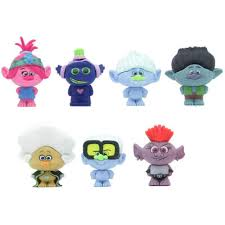Trolls 2 Mini Pals