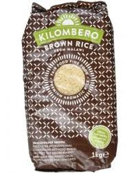 African White Long Grain Rice - Kilombero Rice