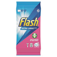 Flash Antibacterial Surface Wipes