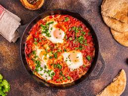 Cauliflower & Aub Shakshuka (Serves 1) - Cook