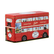 Bus Tin Gift Set - Tiptree