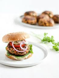 Moroccan Spiced Veggie Burger Mix (200g) - Artisan Grains