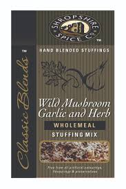 Wild Sage & Roast Onion Wholemeal Stuffing Mix - Shropshire Spice