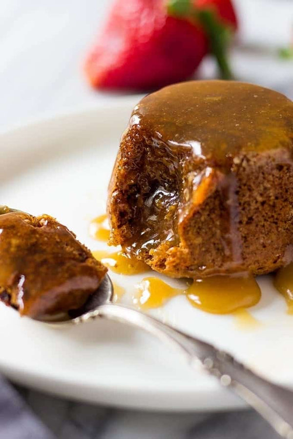 Sticky Toffee Pudding (Serves 6) - Cook