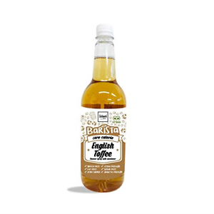 Skinny English Toffee BARISTA - The Skinny Food Co - 1L