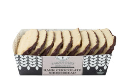 Chocolate Shortbread Biscuits (150g) - Farmhouse
