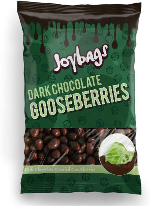 Dark Chocolate Gooseberries (150g) - Joybags
