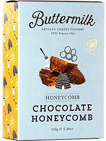 Chocolate Coated Honeycomb 150g - Buttermilk