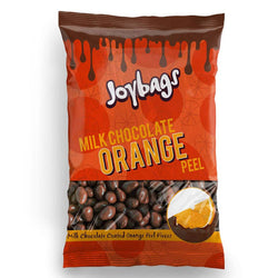 Milk Chocolate Orange Peel(150g) - Joybags