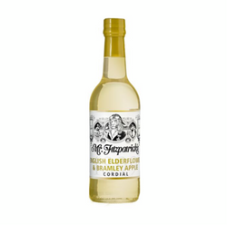 Elderflower & Bramley Apple Cordial (500ml) - Mr.Fitzpatricks