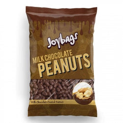 Milk Chocolate Peanuts (150g) - Joybags