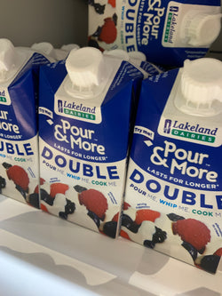 Double Cream (250ml)