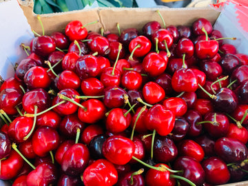 Fresh Cherries (250g)