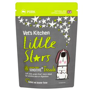 Little Stars Sensitive Pork Dog Treats - Vet's Kitchen
