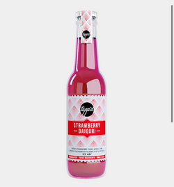 Strawberry Daiquri (200ml) - Tapp'd Cocktail