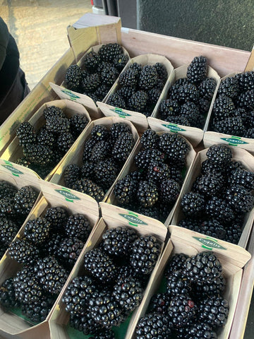 English Blackberries
