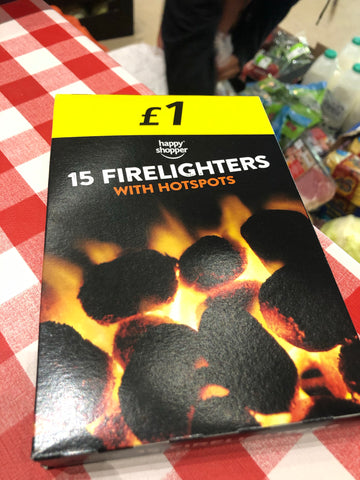 FireLighters (Pack of 15)