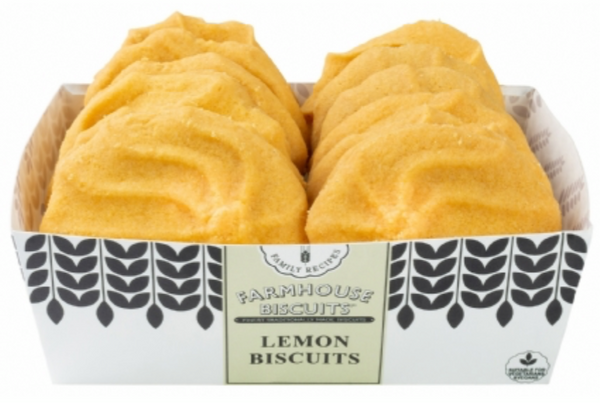 Lemon Biscuits (200g) - Farmhouse