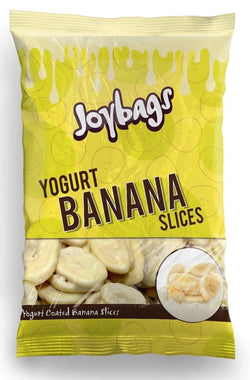 Yogurt Banana Slices (150g) - Joybags