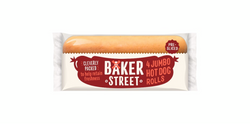 Jumbo Hot Dog Rolls (4 Pack)
