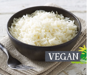 Plain Basmati Rice (Serves 1) - Cook
