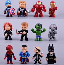Marvel Avengers Mini Pals