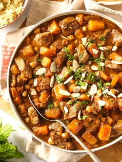 Moroccan Spiced Lamb Tagine (Serves 2) - Cook