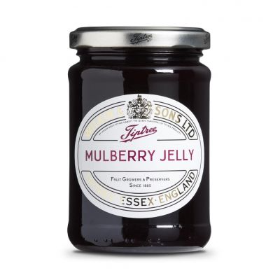 Mulberry Jelly 340g - Tiptree