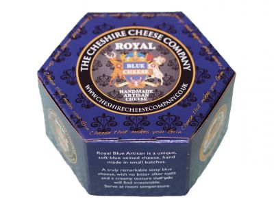 Royal Blue - The Cheshire Cheese Co
